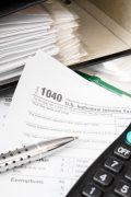 Déclaration impôt 2044