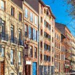 Le quartier de Toulouse Est