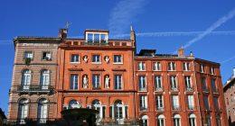 Le quartier de Toulouse Ouest