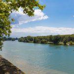 La rive gauche de Toulouse