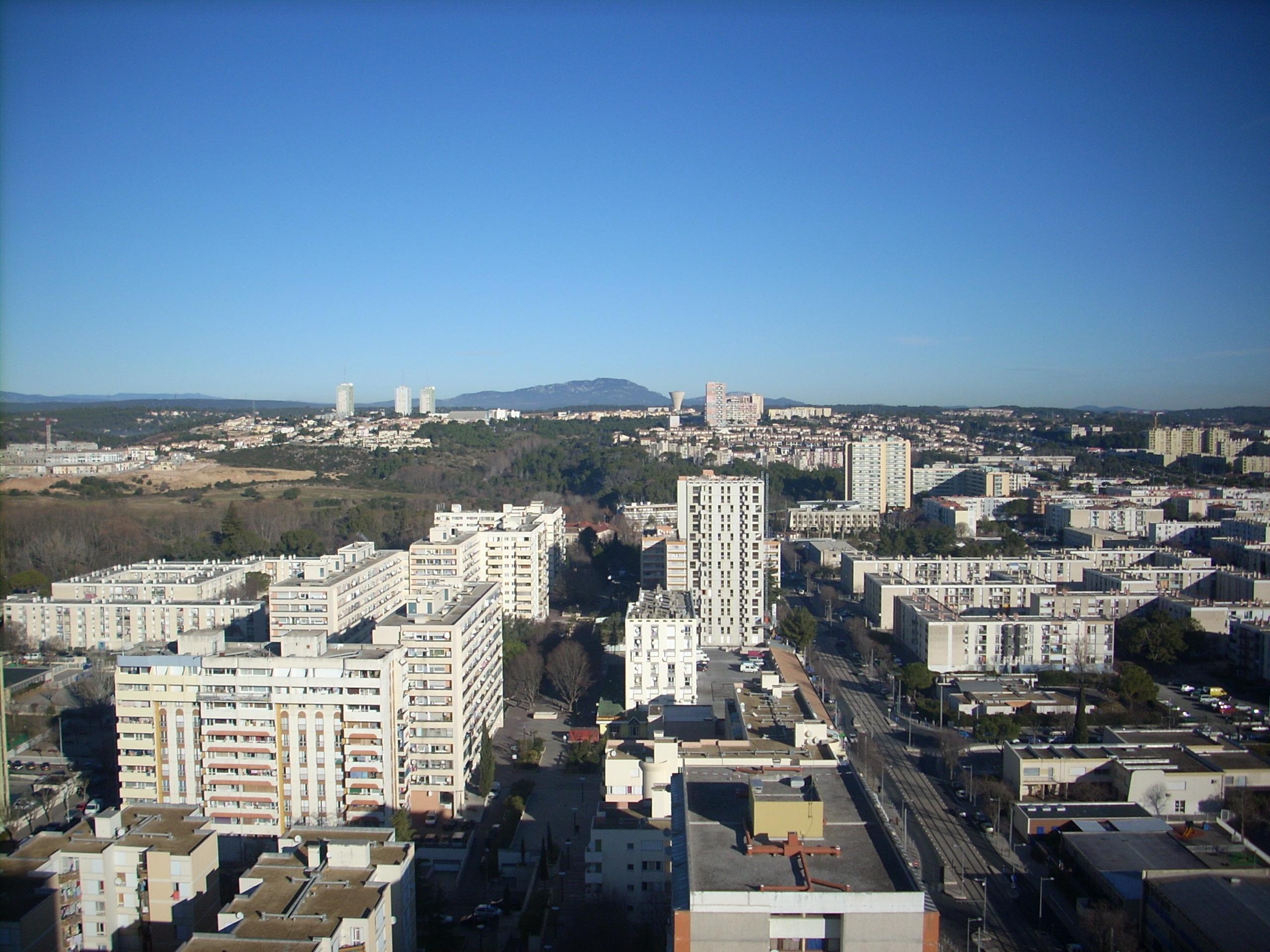 Quartier de la mosson montpellier immobilier neuf - Piscine mosson montpellier ...