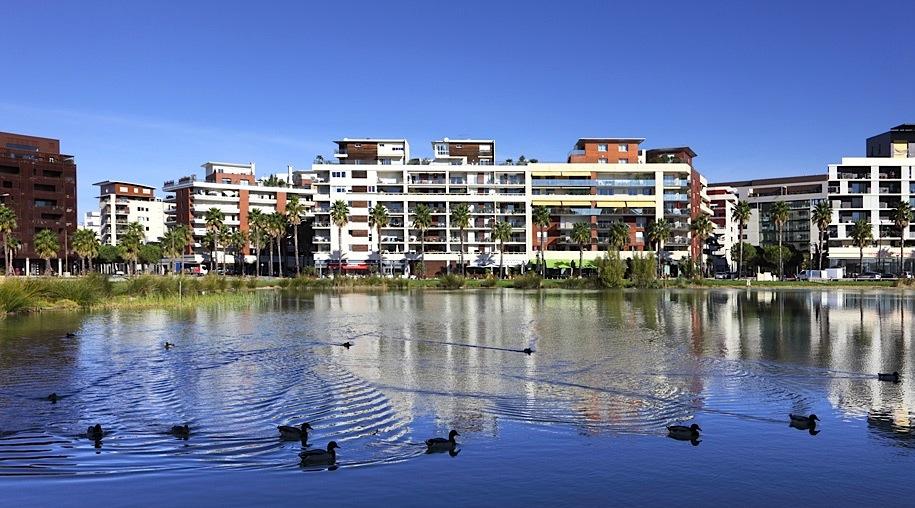 Quartier port marianne montpellier immobilier neuf - Appartement a vendre montpellier port marianne ...