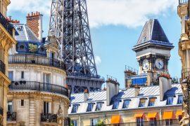 Le marché immobilier à Paris