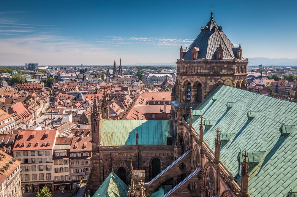 La ville de Strasbourg  quel quartier pour investir ?
