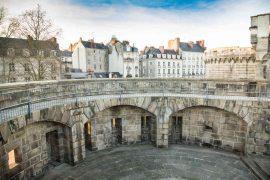 Nantes dans l'ancien