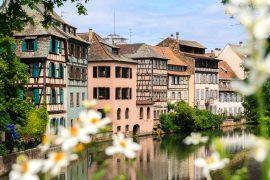Strasbourg dans l'ancien