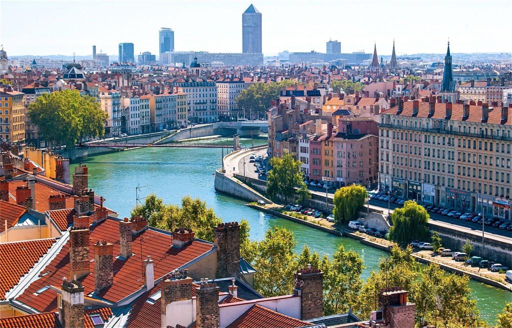 Lyon quel quartier pour investir dans l 39 immobilier neuf - Centre financier de la poste lyon ...