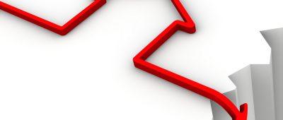La chute des prix dans l'immobilier