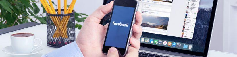 Annonce immobilière avec facebook