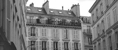 Le marché immobilier parisien en berne