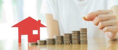 Les taux immobilier sont en baisse