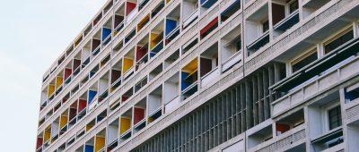 Le Corbusier, l'unesco à Marseille
