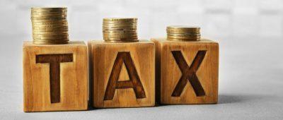 Pièces de monnaie - taxe