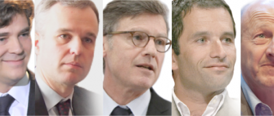 Candidats primaire de la gauche - Loi Pinel.com