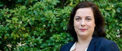 Emmanuelle Cosse Ministre du logement - Photo officielle