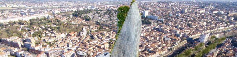 Occitanie Tower Studio Libeskind La Compagnie de Phalsbourg