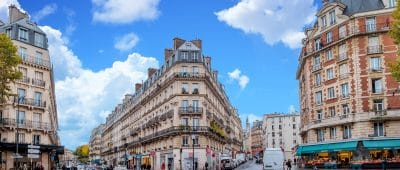 L'immobilier en hausse à Paris