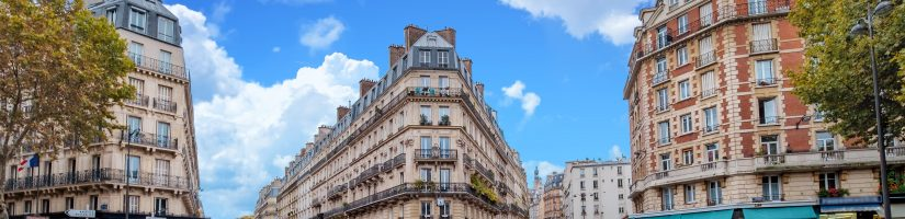 Limmobilier en hausse à Paris