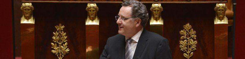 Richard Ferrand ministre cohésion des territoires