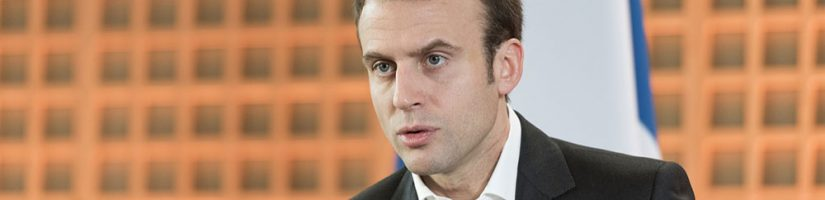 emmanuel macron interview immobilier