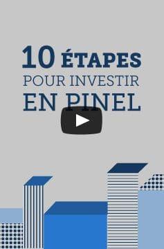 10 etapes pour investir en pinel