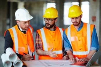Grèves SNCF immobilier chantier