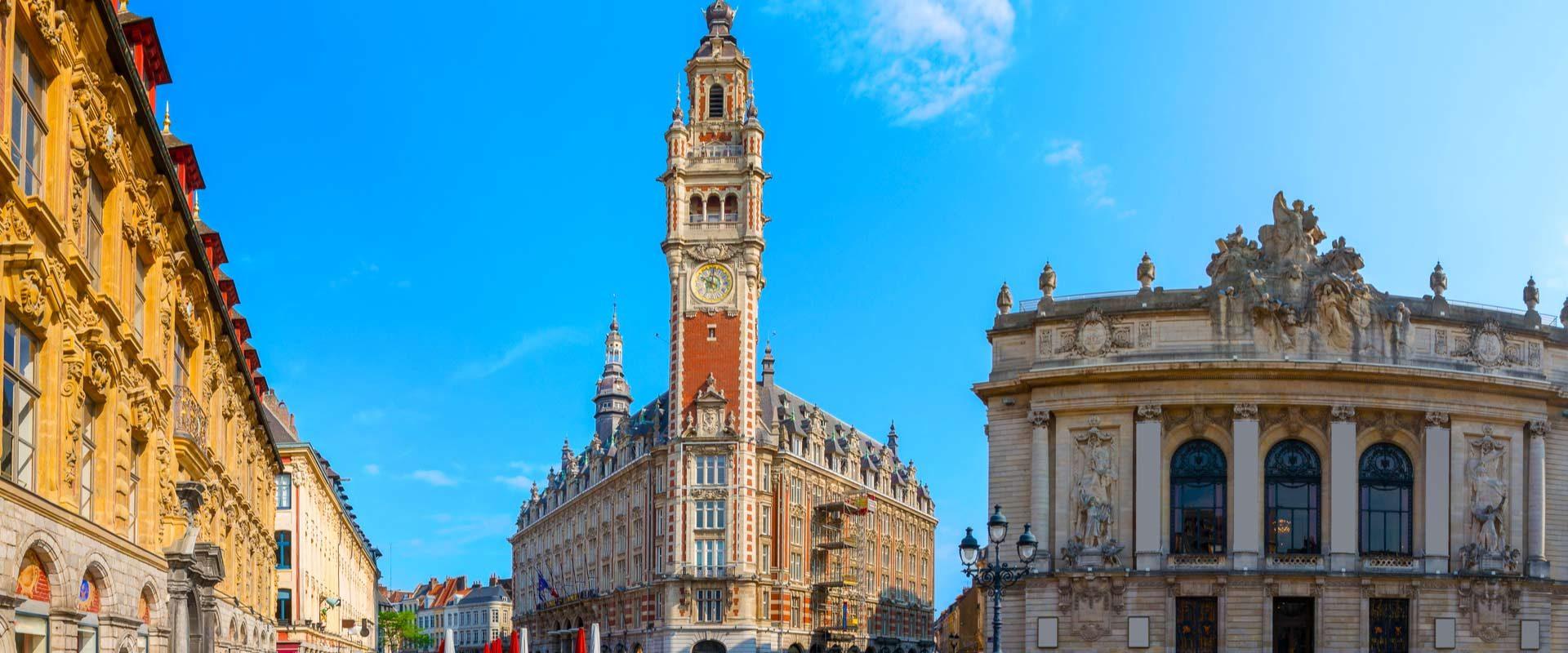 Cover de la ville de Lille