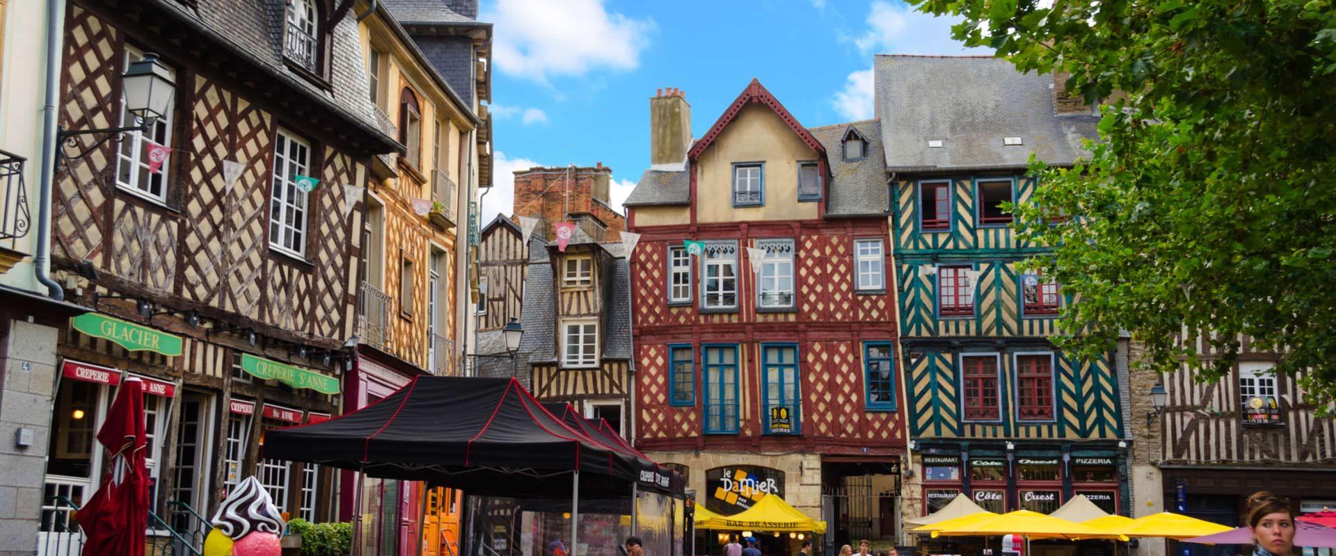 Cover de la ville de Rennes