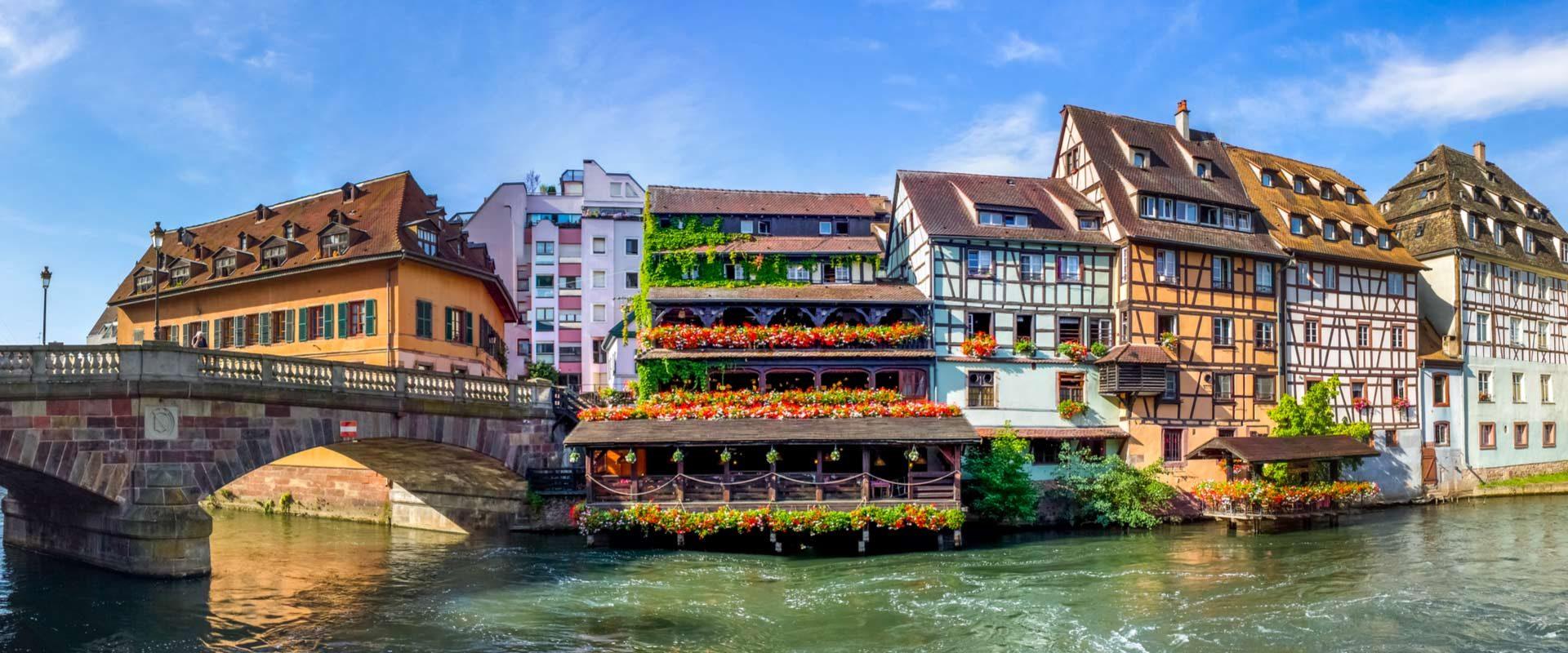 Cover de la ville de Strasbourg