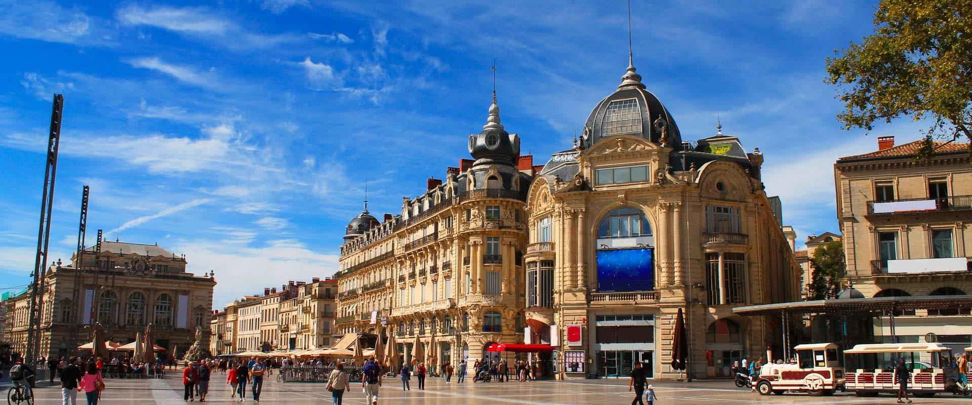 Cover de la ville de Montpellier