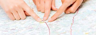 zonage map