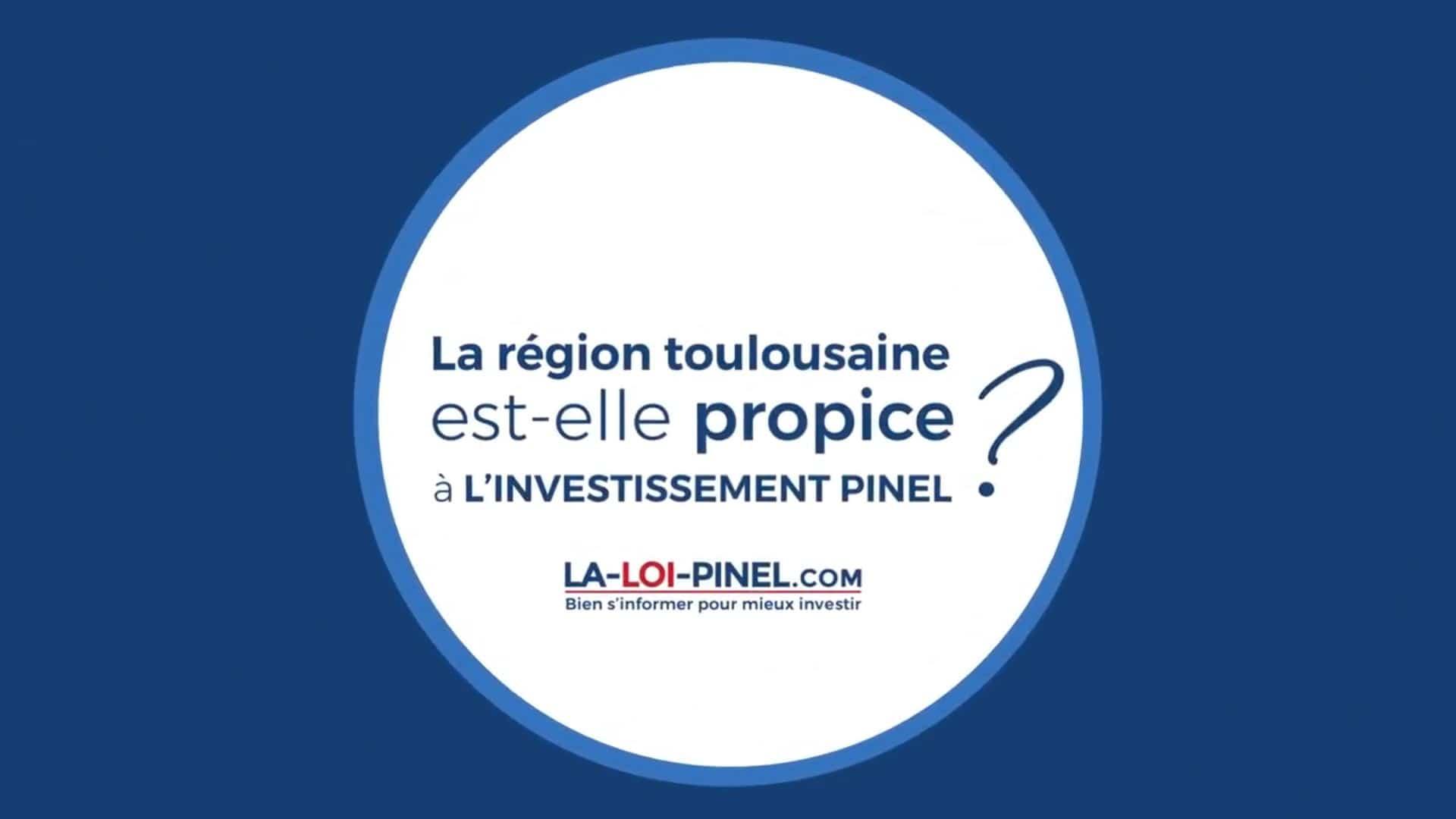 Est-il intéressant d'investir en Pinel à Toulouse ?