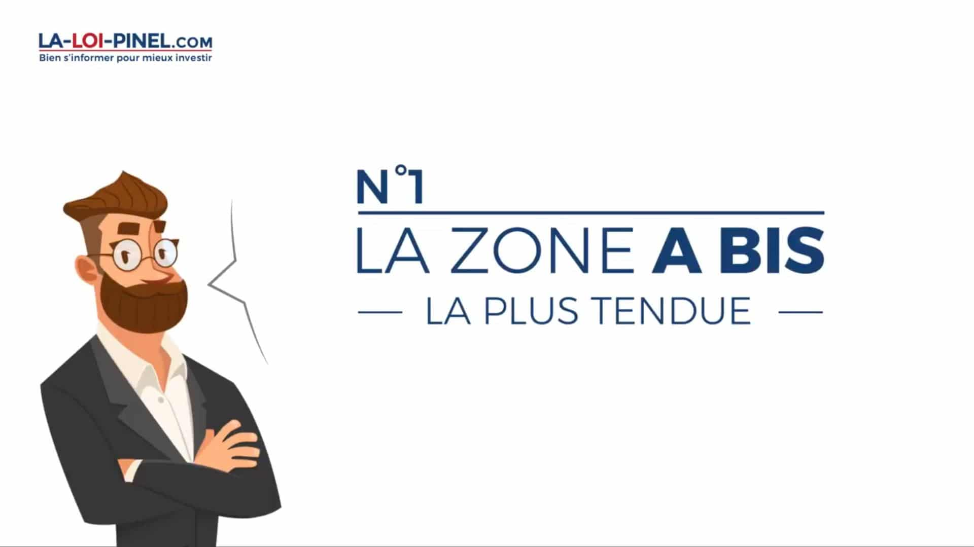 Le zonage Pinel en 20s – #2 Zone A bis