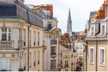 Nantes marché ancien
