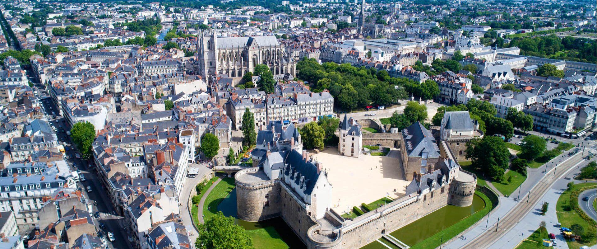 Nantes marché immobilier
