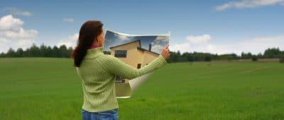 terrain constructible permis construire maison loi