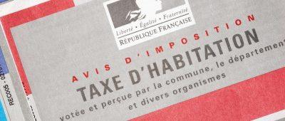 Taxe d'habitation - la revalorisation des valeurs locatives confirmée