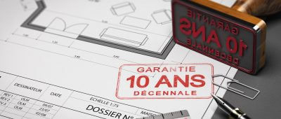 Les garanties constructeurs : la garantie biennale est valable 10 ans.