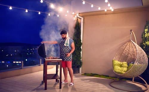 Faire un barbecue peut constituer un trouble anormal du voisinage.